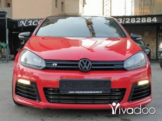Volkswagen in Beirut City - 2013 Golf R MK6 in perfect condition !