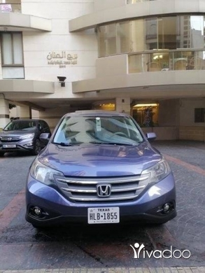 Honda in Beirut City - HONDA CRV 2012 EX FULL OPTION CLEAN CAR FAX السعر نهائي