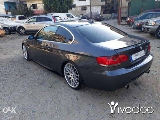 BMW in Beirut City - car