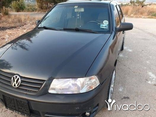 Volkswagen in Akkar el-Atika - Golf mod 2004