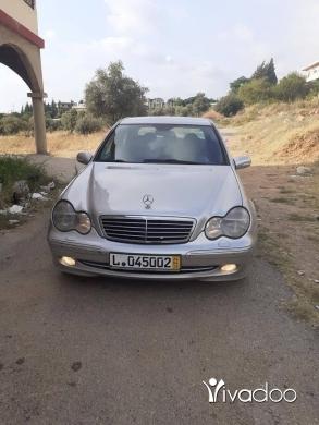 Mercedes-Benz in Akkar el-Atika - سياره كتير نضفي خارقه توب كلشي فيا