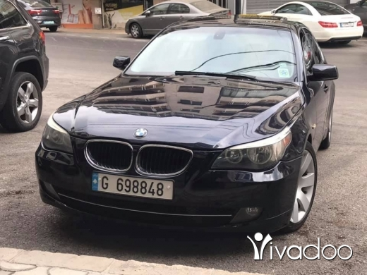 BMW in Beirut City - Bmw 525 Model 2007