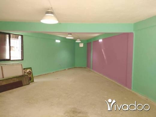 Apartments in Tripoli - محال للأ جار مقابل ثنوية الحددين مقابل المختار يكن