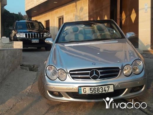 Mercedes-Benz in Beirut City - Mercedes-Benz clk 320 M.2004 fuul option siyara jdide
