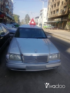 Mercedes-Benz in Port of Beirut - مرسيدس بنز mercedes