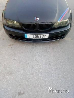 BMW in Halba - للبيع سيارة خارقة موكيف تلج ٣٣٠
