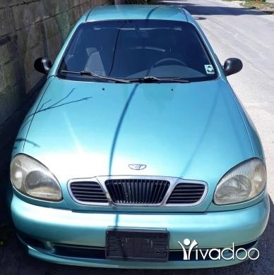 Daewoo in Chekka - دايو لانوس ١٩٩٨ سيارة نضيفي أنقاض موجودي بشكا للتواصل
