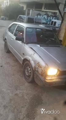 Honda in Berqayel - هوندا سفيك