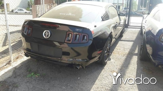Ford in Beirut City - Ford Mustang 2014 v6 Look gt in great condition 65 miles only