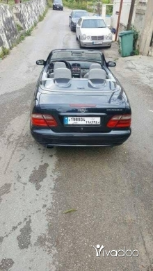 Mercedes-Benz in Beirut City - Clk 230