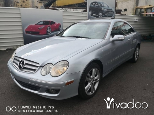 Mercedes-Benz in Beirut City - Mercedes-Benz Clk 350 model: 2006