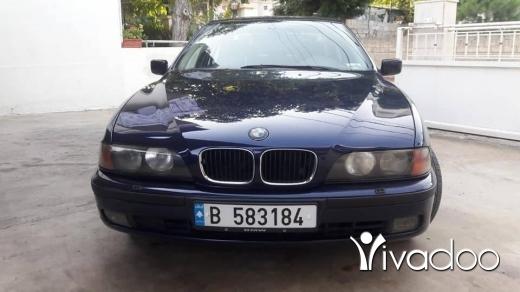 BMW in Chekka - Bmw 523 l 1996 v