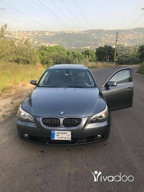 BMW in Beirut City - For sale Bmw 525 model 2006