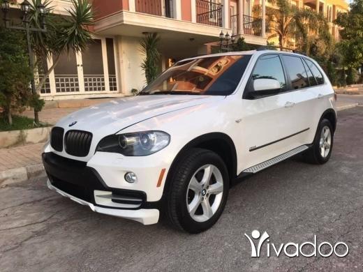 BMW in Beirut City - Bmw x5 white