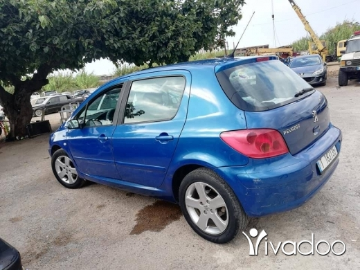 Peugeot in Tripoli - Peugeot 307