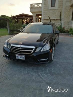 Mercedes-Benz in Beirut City - E 350 2012