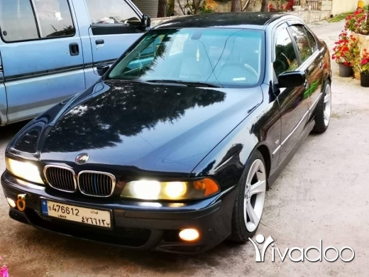 BMW in Nabatyeh - BMW 523 model 1999