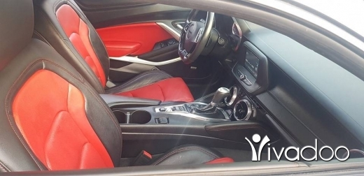 Chevrolet in Port of Beirut - CAMARO RS 2016 for sell