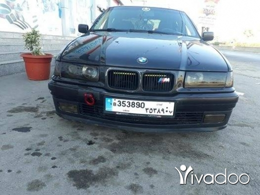 BMW in Saida - ٣٢٥ موديل ٩٢ ( 03624766)