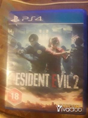 Games in Bourj el Barajneh - Resident evil2