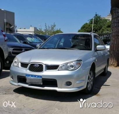 Subaru in Beirut City - Subaru impreza 2007