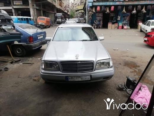 Mercedes-Benz in Halba - سيه 280مودال94أنقاض