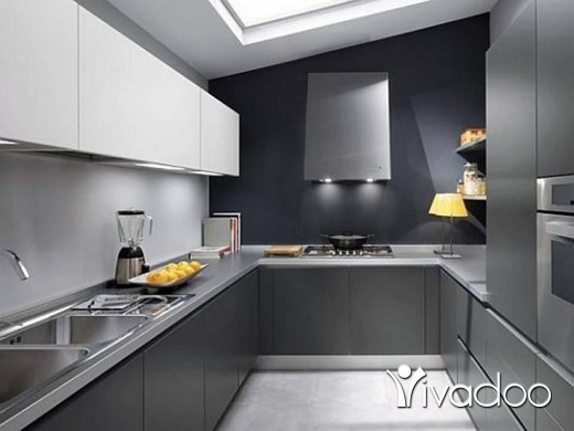 Apartments in Beirut City - jouni kitchen design