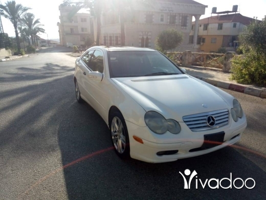 Mercedes-Benz in Beirut City - for sale  2002 mercedes c 230