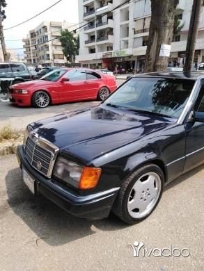 Mercedes-Benz in Tripoli - E280 موديل 93