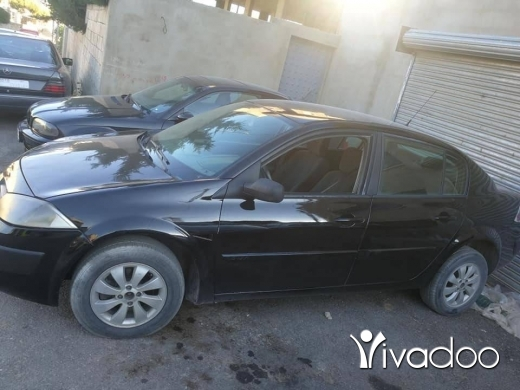 Renault in Zahleh - رينو ميغان