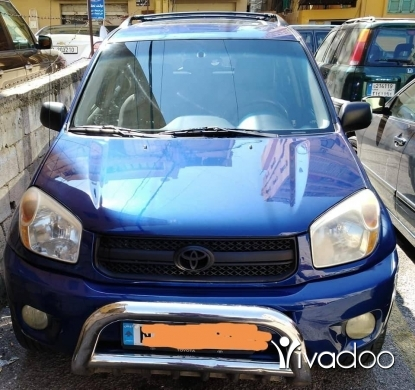 Toyota in Beirut City - Rav-4
