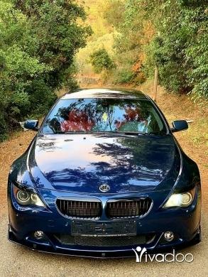 BMW in Tripoli - BMW 645