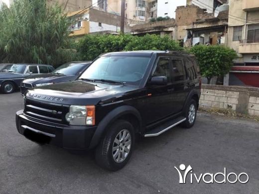 Land Rover in Port of Beirut - Land Rover LR3 SE 2006