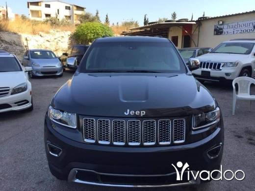 Jeep in Majd Laya - Grand cherokee mod 2011 look 2014 full option