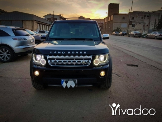 Land Rover in Beirut City - Land Rover Discovery LR3 2006 Look 2016
