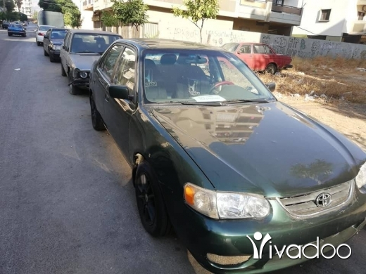 Toyota in Beirut City - Toyot corolla