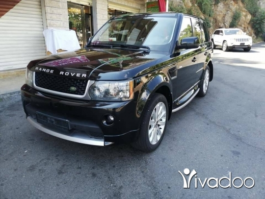 Land Rover in Beirut City - For sale Range rover sport 2010 HSE
