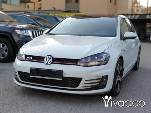 Volkswagen in Beirut City - 2014 VW GTI MK7