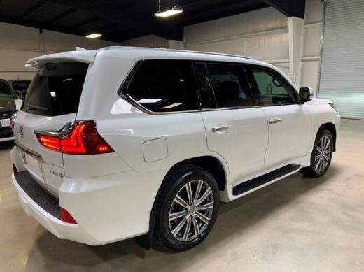Lexus in Bourj Barajneh - 2018 Lexus LX 570 Used