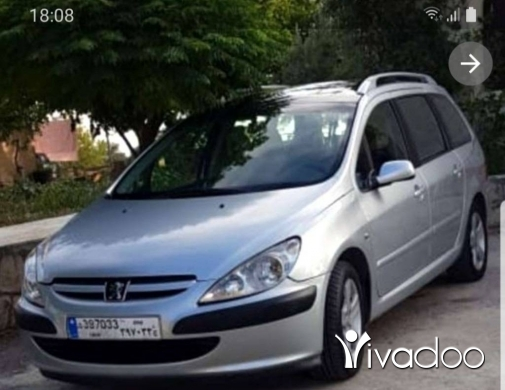 Peugeot in Jounieh - car for sale