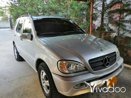 Mercedes-Benz in Zefta - ML 350 2003