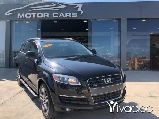 Audi in Tripoli - Audi Q7 S-Line Prestige