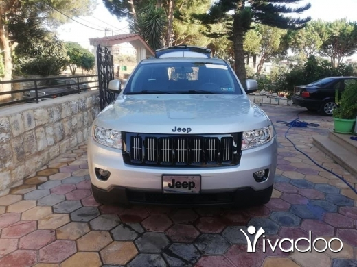 Jeep in Beirut City - grand Cherokee 2012 4*4