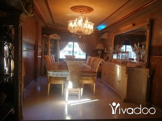 Apartments in Dam Wel Farez - شقة دوبلكس للبيع في منطقة الضم والفرز