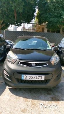 Kia in Beirut City - Kia picanto 2012 vitese full