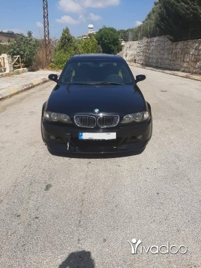 BMW in Beirut City - For sale 2003 BMW 330i sport