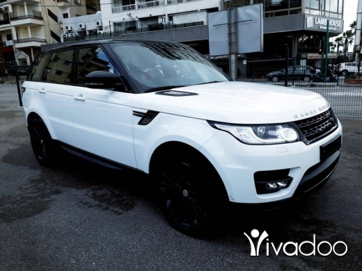 Land Rover in Beirut City - RANGE ROVER SPORT V8
