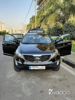 Kia in Tripoli - كيا سبورتاج شركة جديدة 4X4