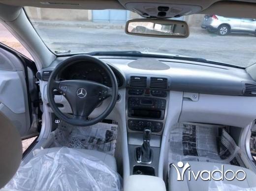 Mercedes-Benz in Tripoli - سياره توب موتار فيتاس جداد ميكانيك توب مكيف تلج ٢٣٠