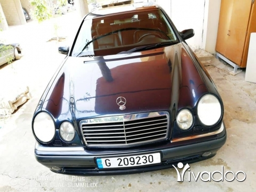 Mercedes-Benz in Beirut City - For sale E280 1999